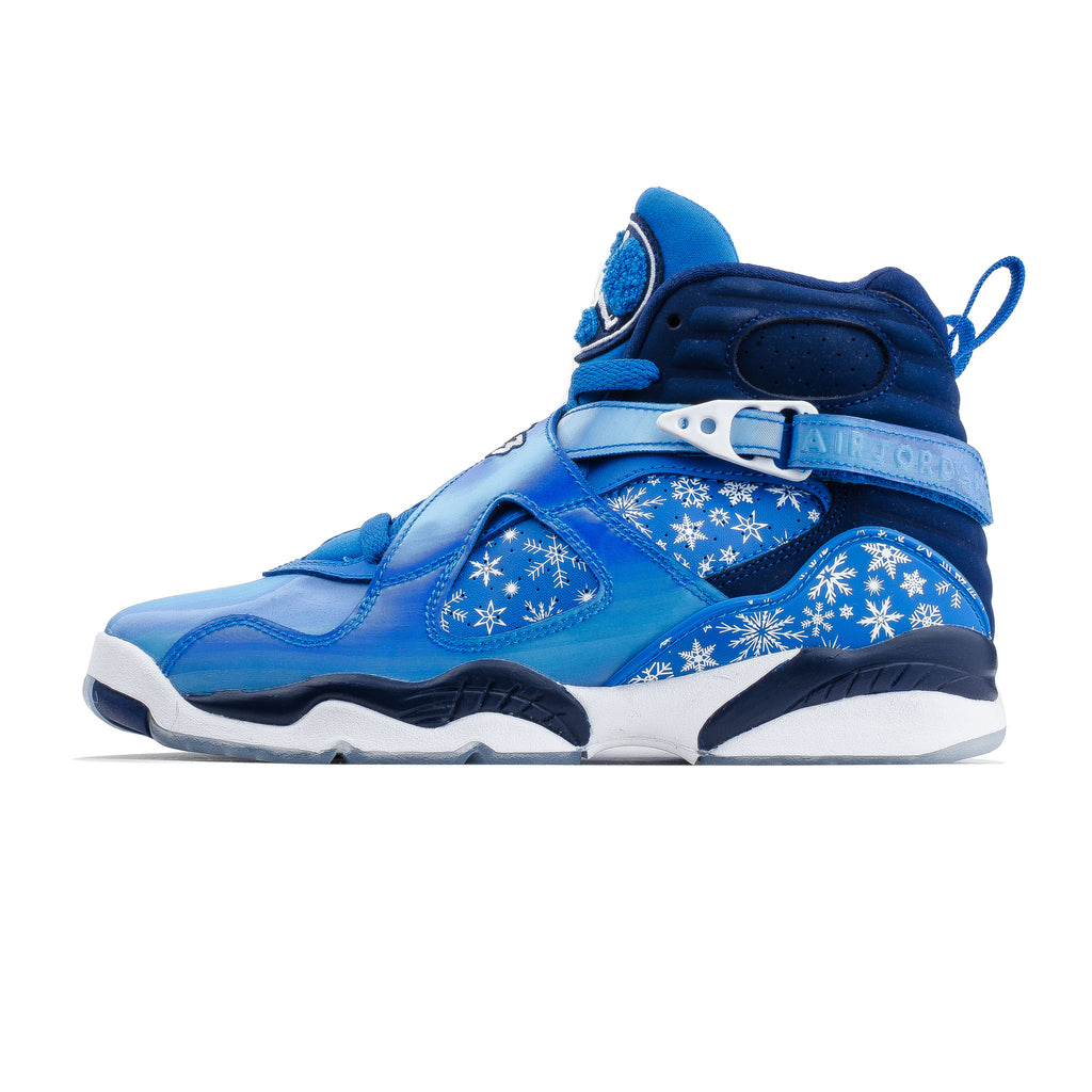 Air Jordan 8 Retro GS 305368-400 Cobalt Blaze