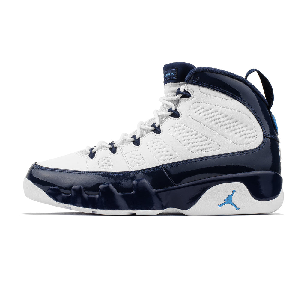Air Jordan 9 Retro 302370-145 University Blue