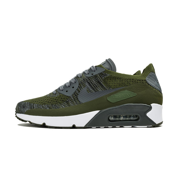 Air Max 90 Ultra 2.0 Flyknit 875943-300 Olive