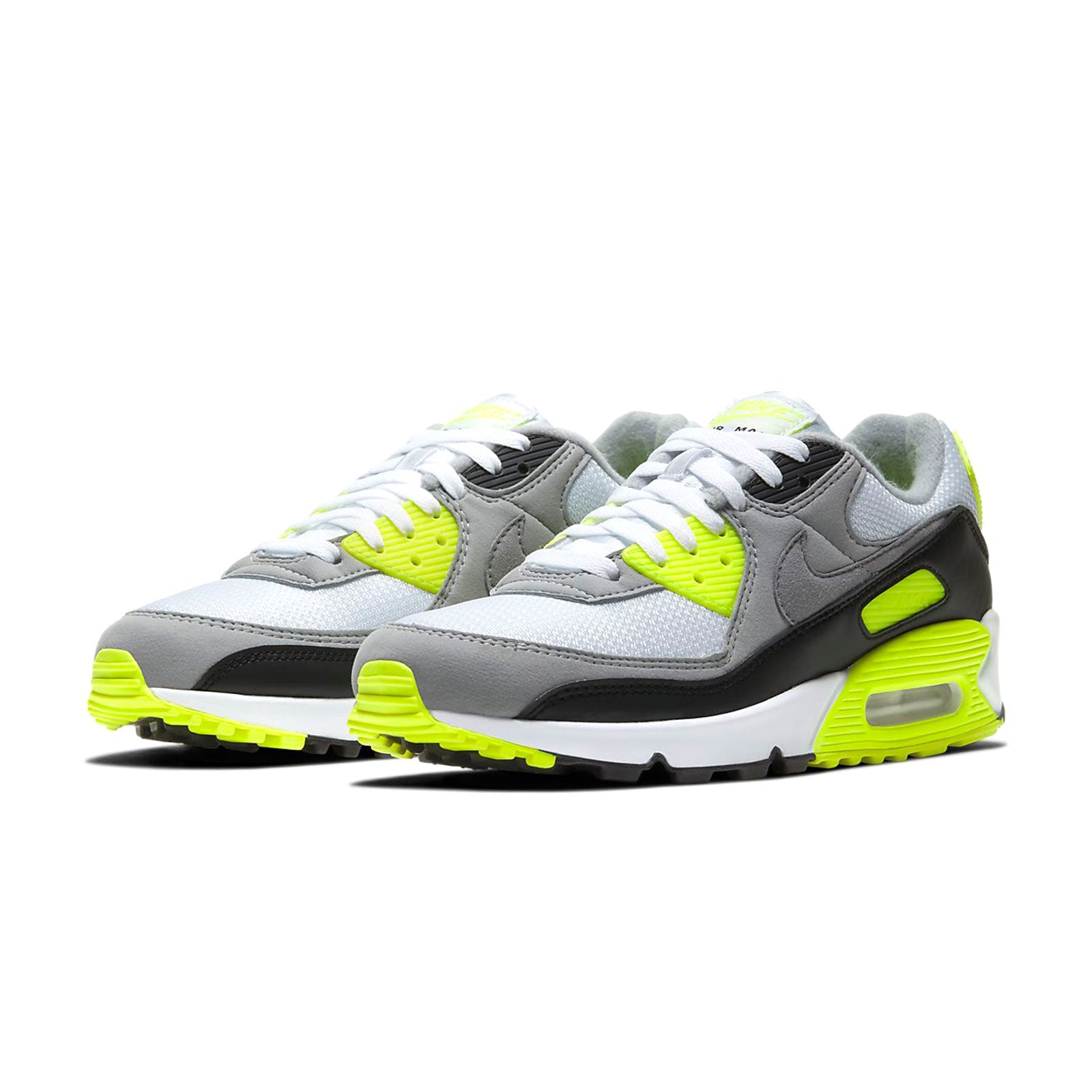 Air Max 90 CD0881-103 White/Volt