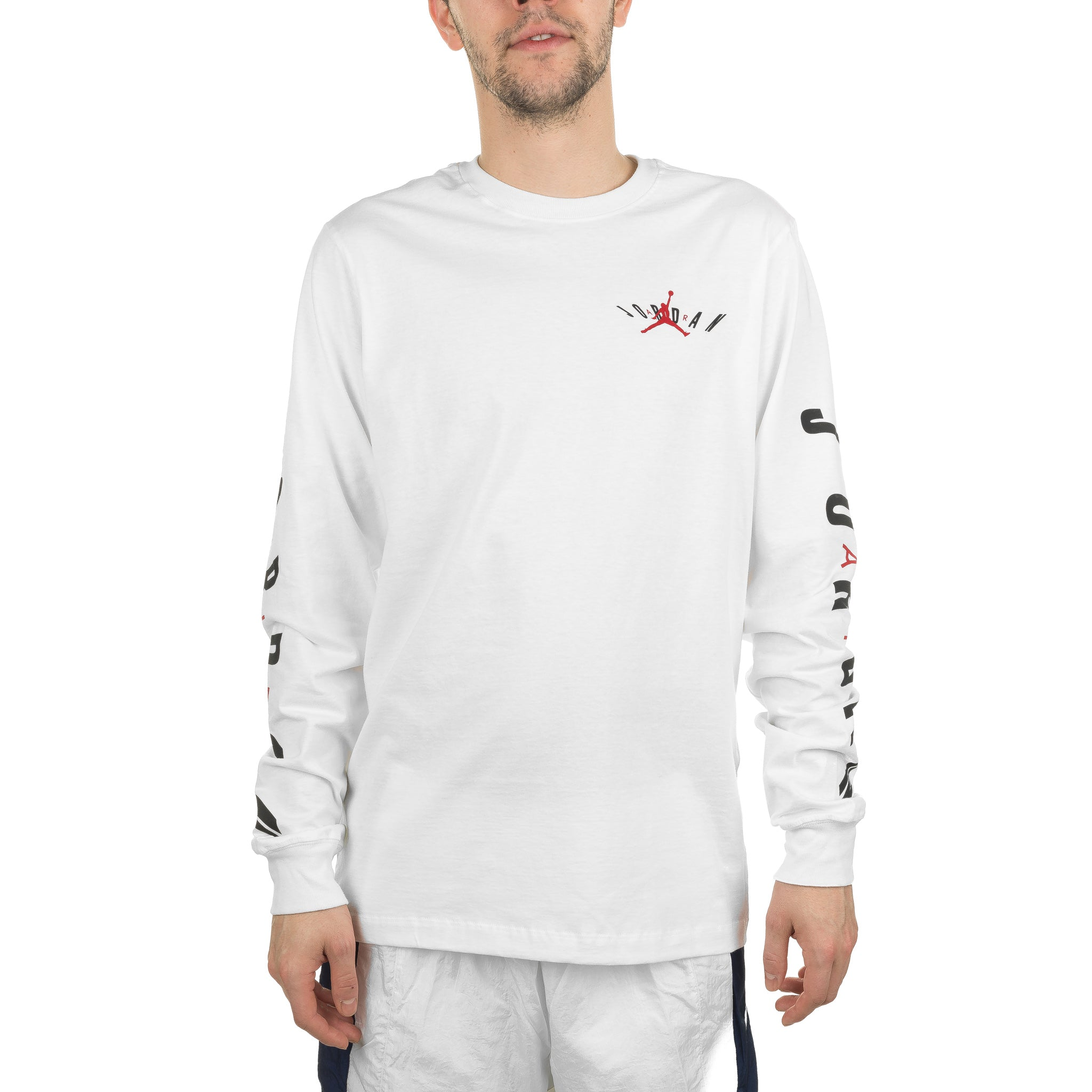 Jordan Air Swerve LS Tee CD5509-100 White