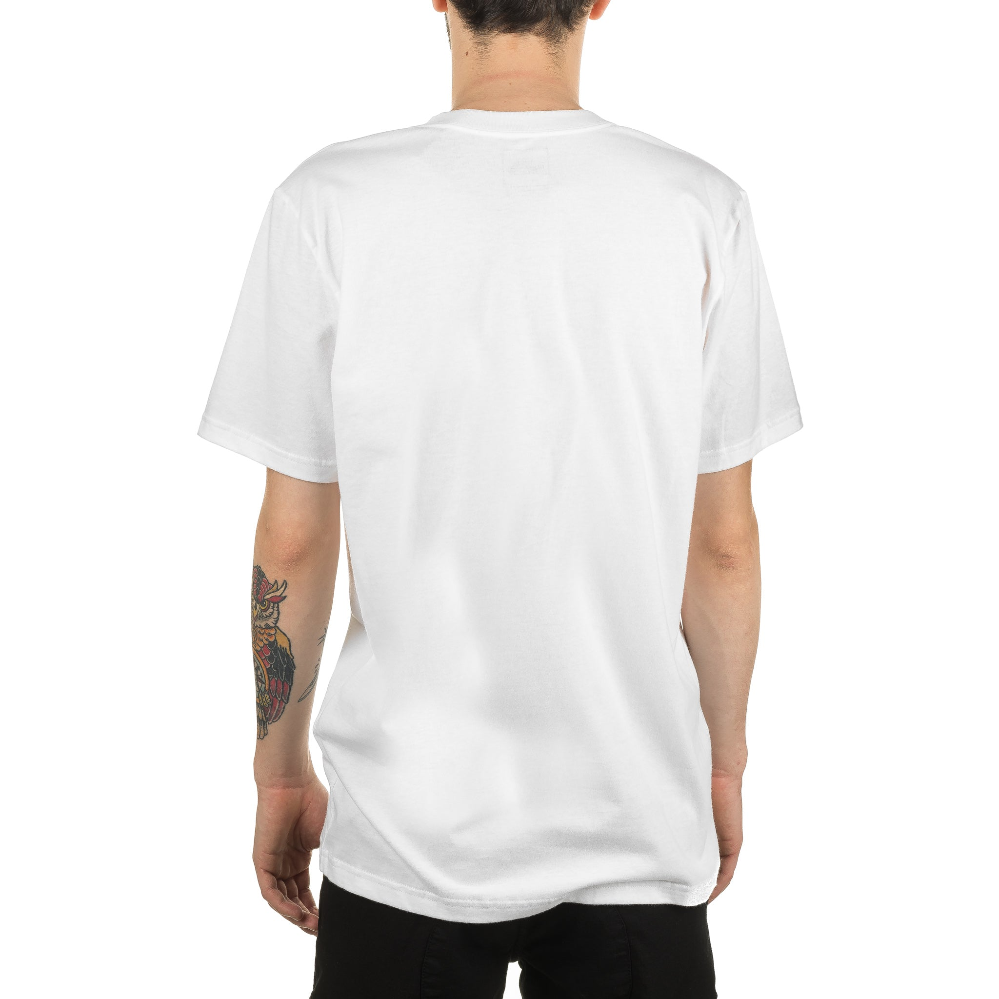 TNF SS New Box Tee White NF0A4AA0