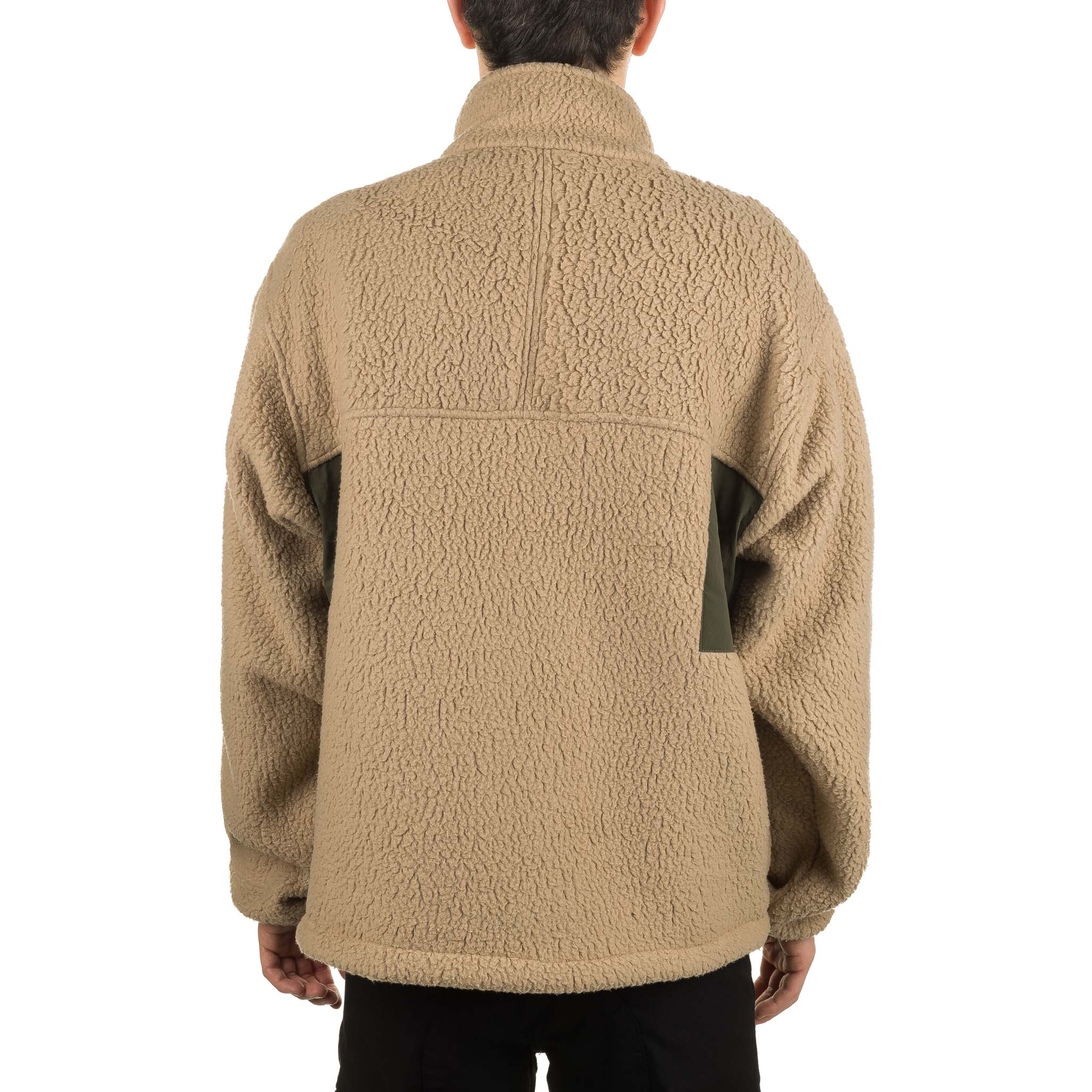 ACG Sherpa Full Zip CT2949-247 Khaki