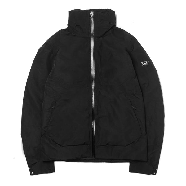 Ames Jacket Black