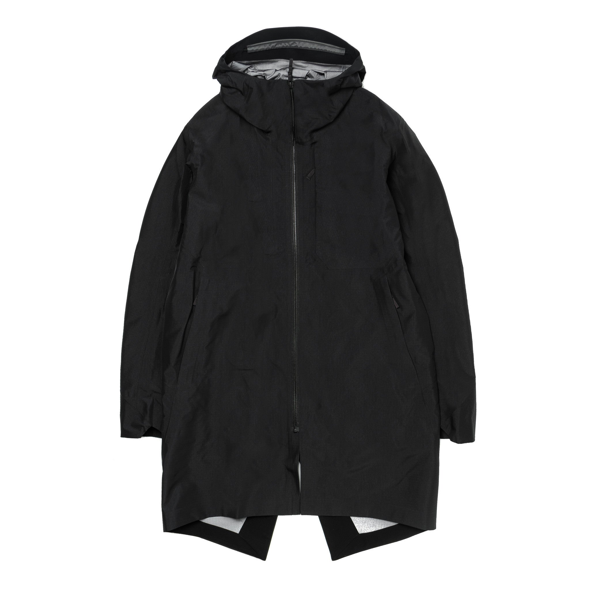 Monitor Coat 15641 Black