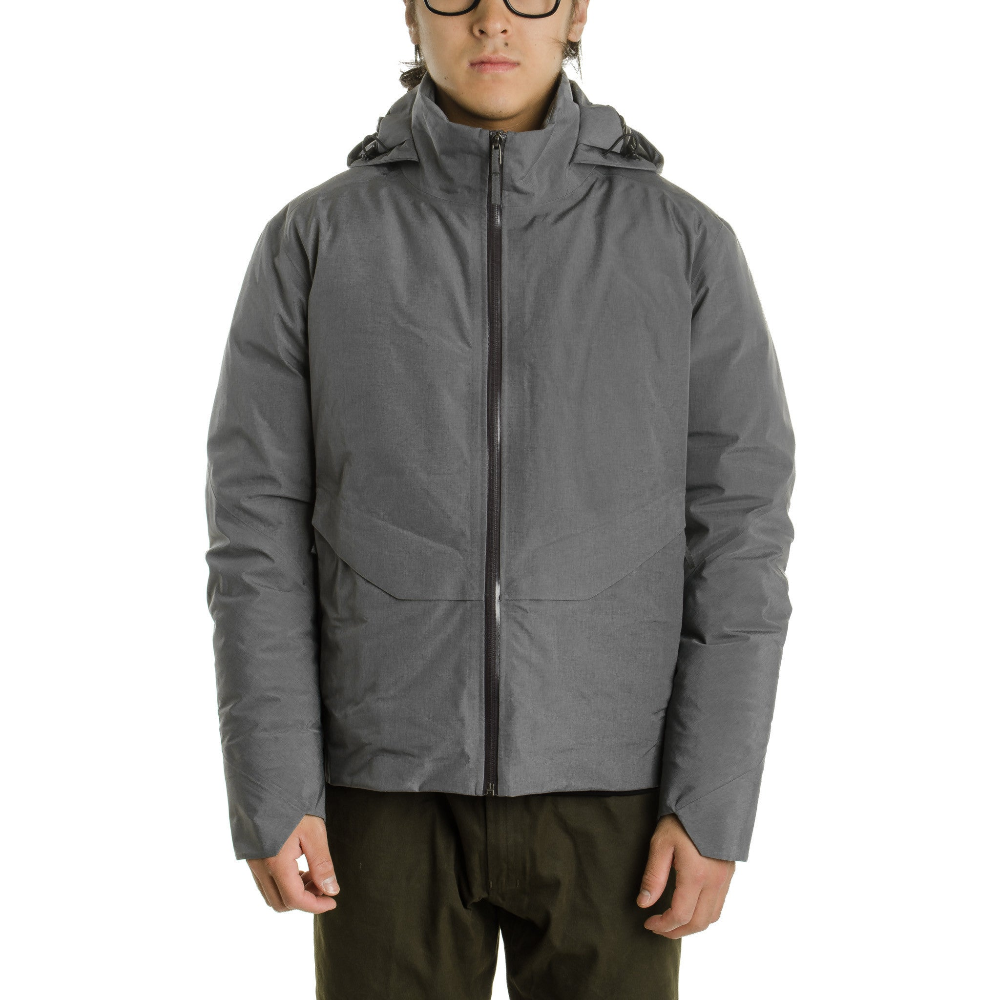 Node Down Jacket 16376 Ash