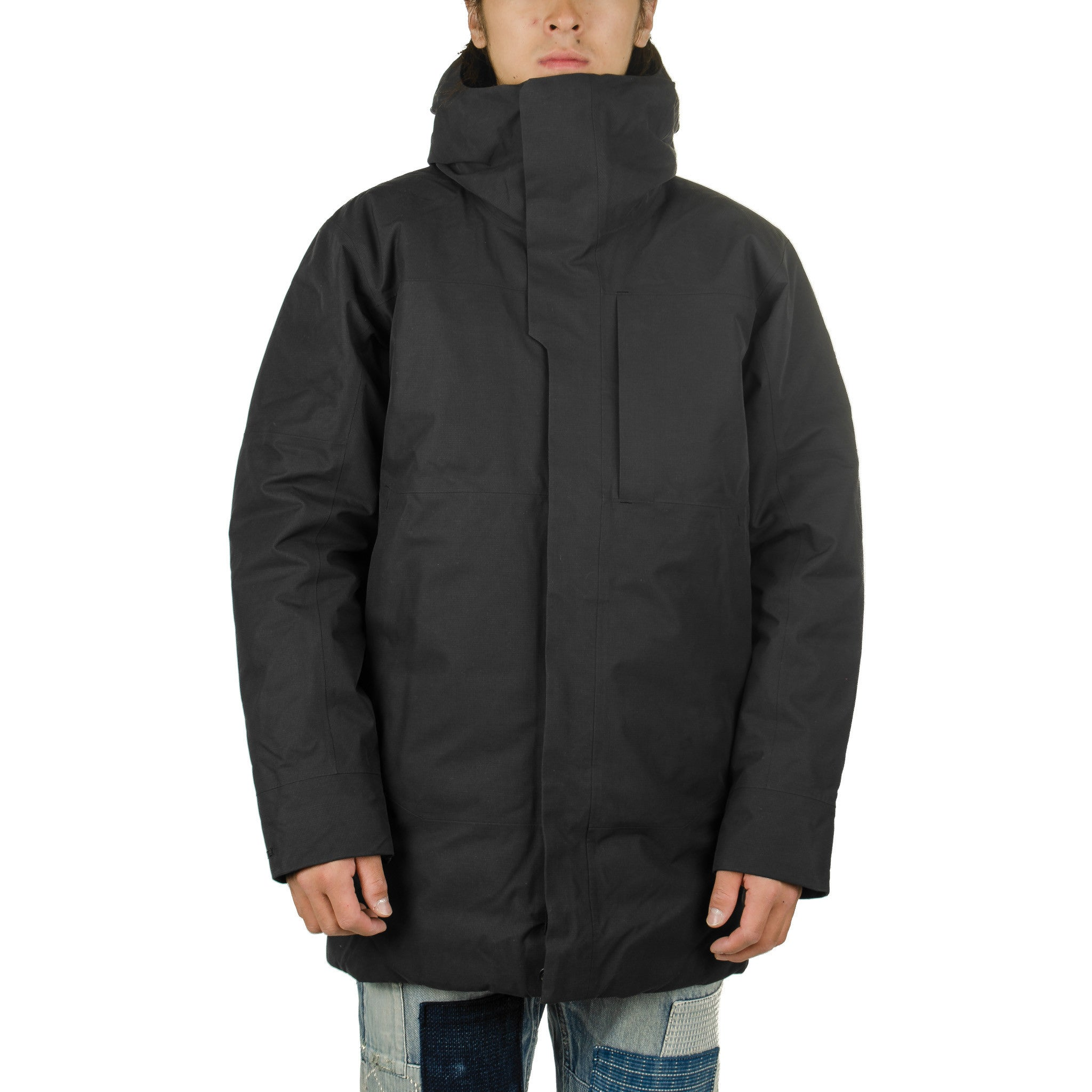 Therme Parka Black