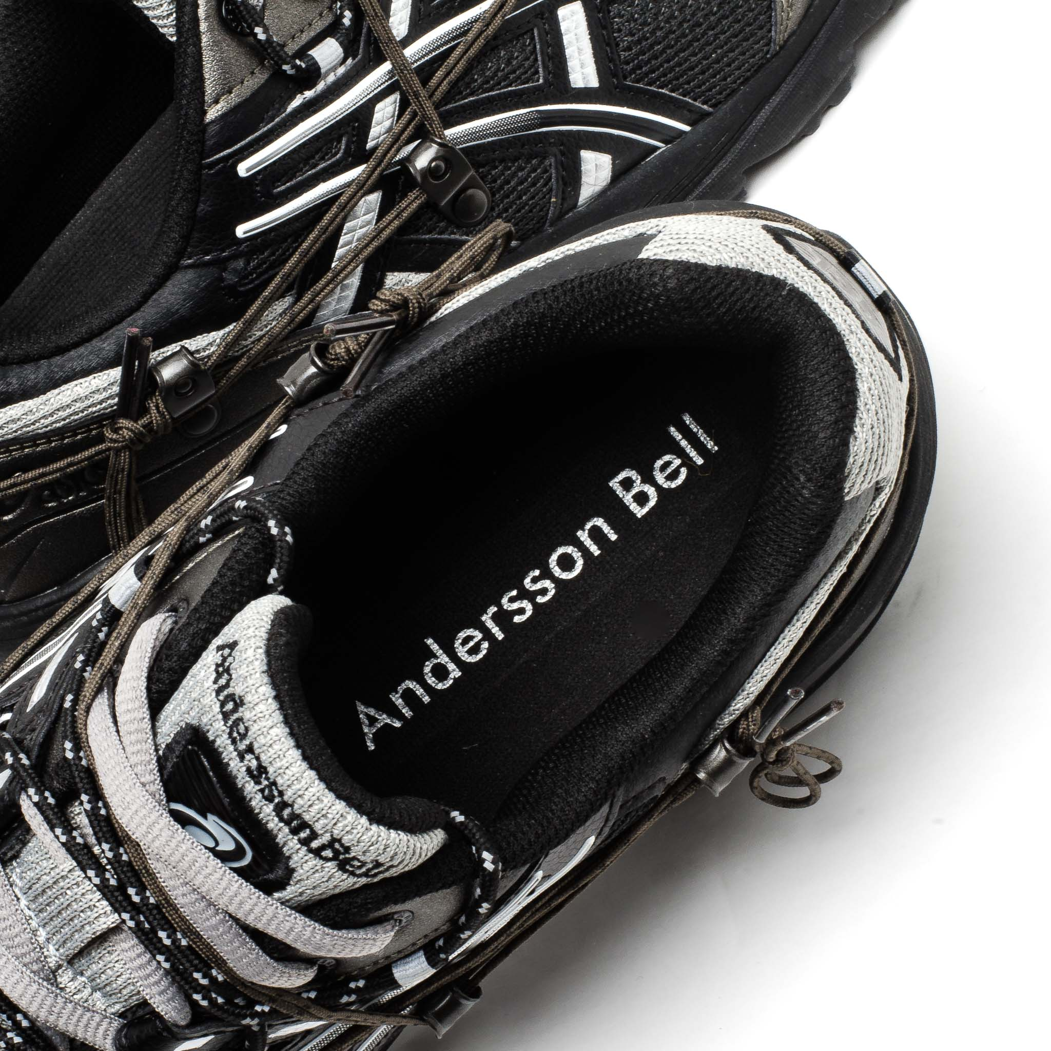 x Andersson Bell Gel-1090 1203A115-006 Black