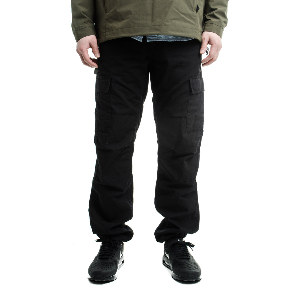Aviation Pant Black