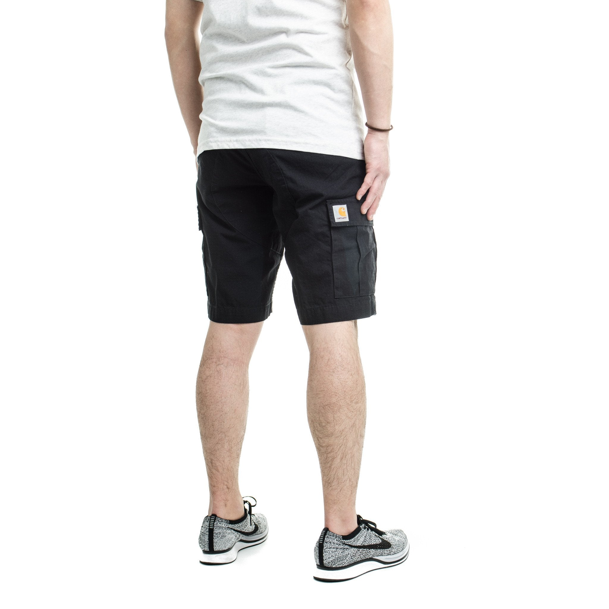Aviation Short Black 0229
