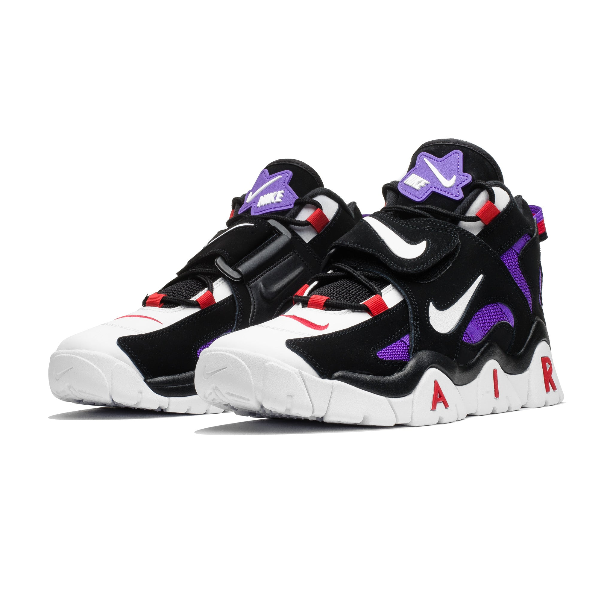 Nike Air Barrage Mid QS CD9329-001 Black