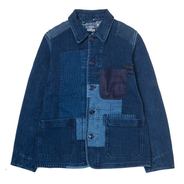 Sashiko Patchwork Jacket