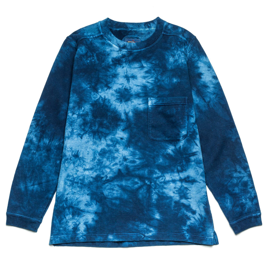 Unevenly Dyed Pullover 79943