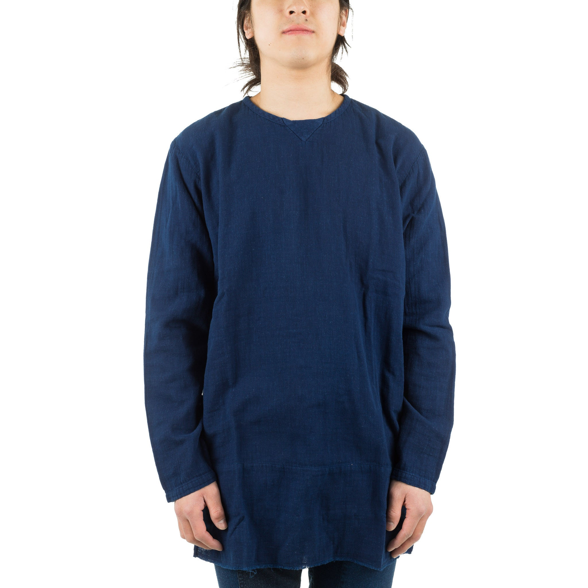 Double Gauze Pullover Shirt