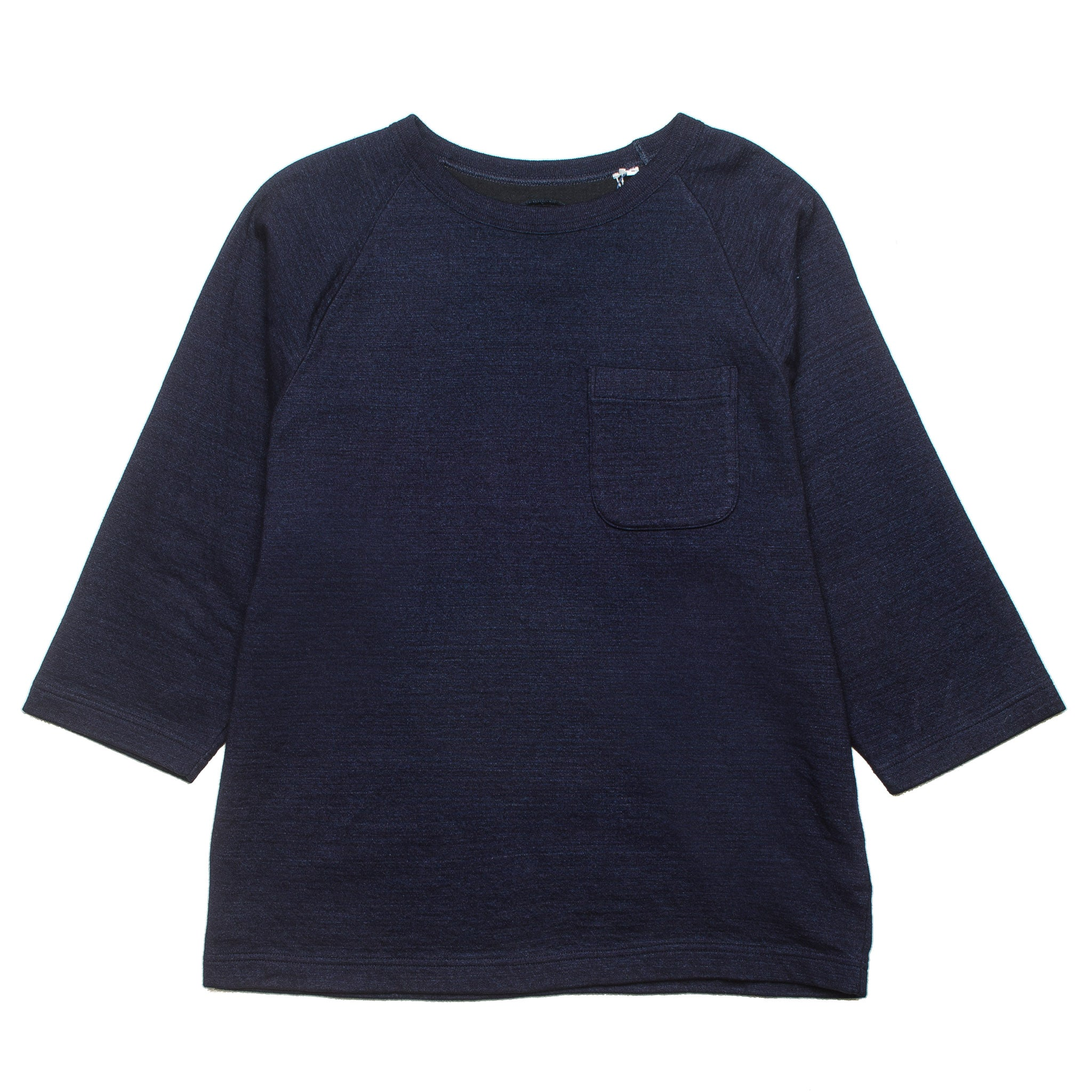 Dual Layered Heavy Raglan Indigo 700070495