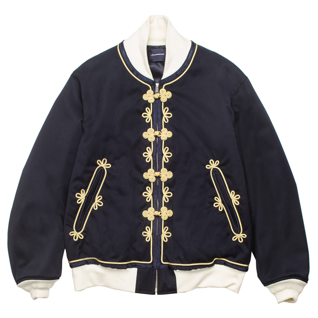 Bomber Jacket JUV4204 Navy