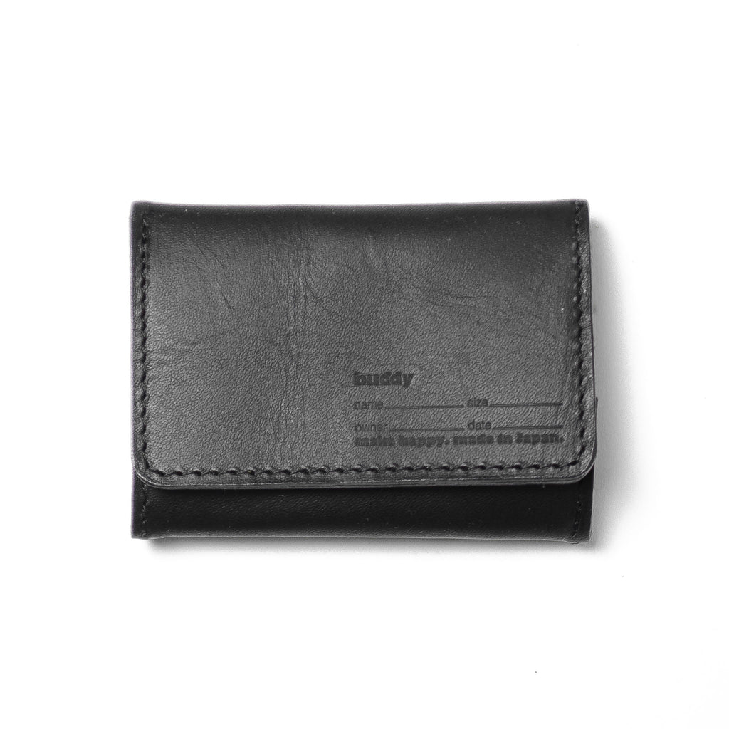 Buddy Coin Case Black