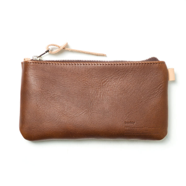 Fang Wallet Long Brown
