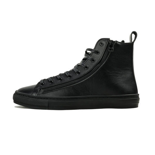 B.T. Hi Zip Night No.6 020ZN Black