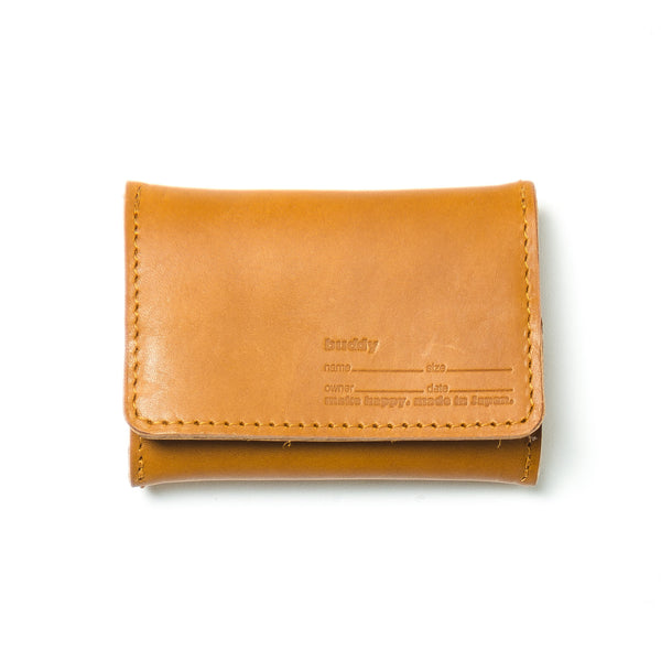Buddy Coin Case Camel
