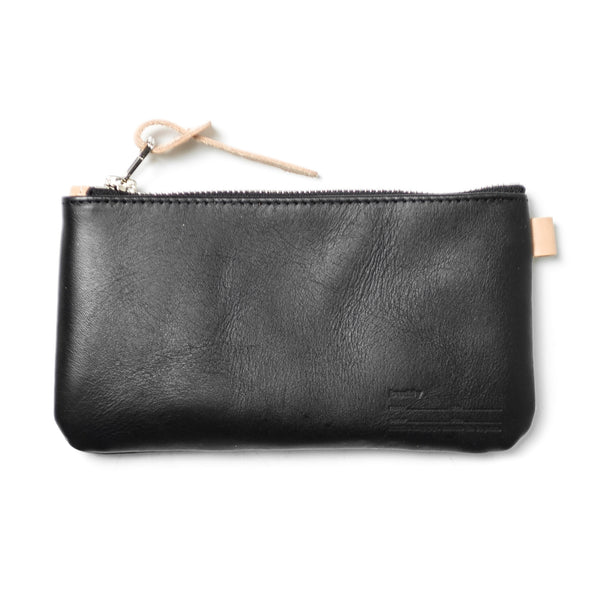 Fang Wallet Long Black