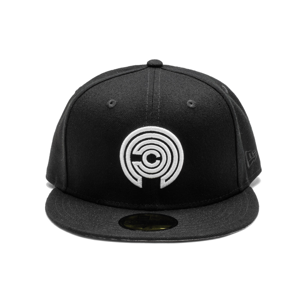 Capsule x New Era OG Logo Cap Black