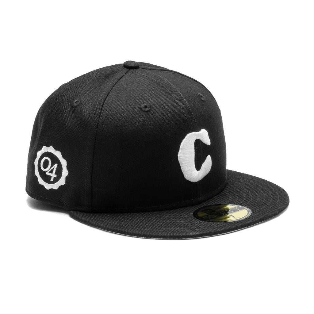 Capsule Casper Logo x New Era Fitted Cap Black