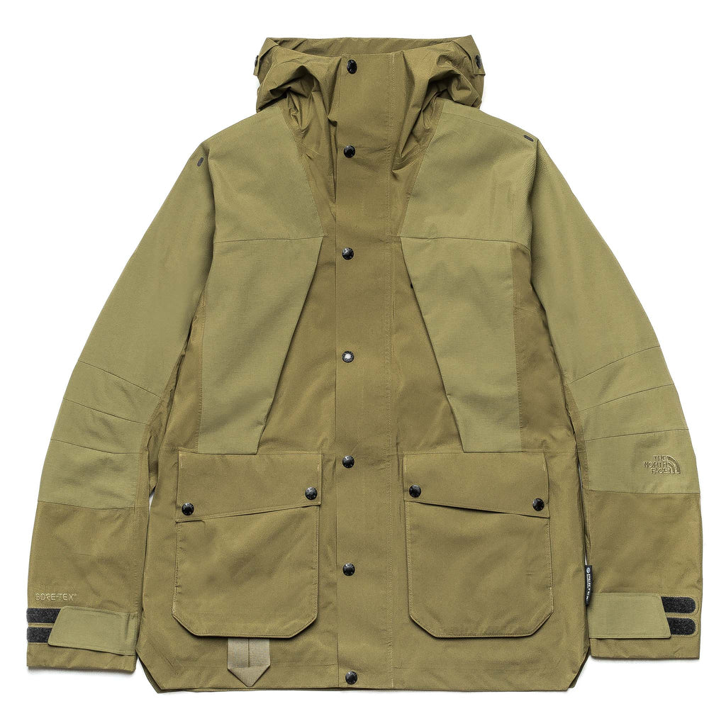 UB GTX Mountain LT Jacket Olive
