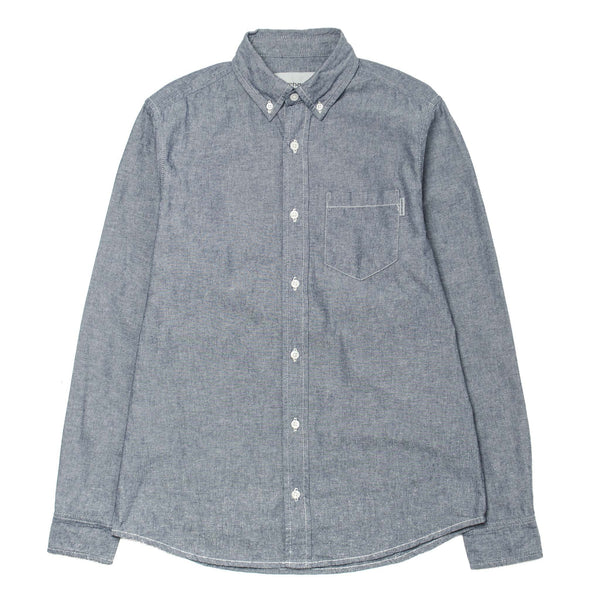 L/S Civil Shirt Blue