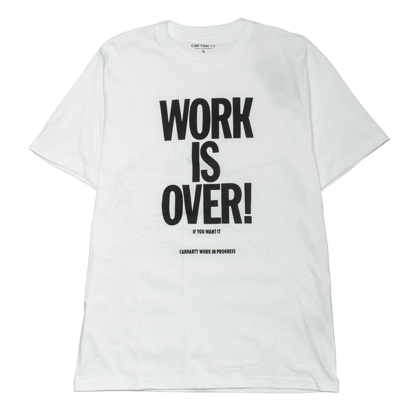 Work Is Over Tee