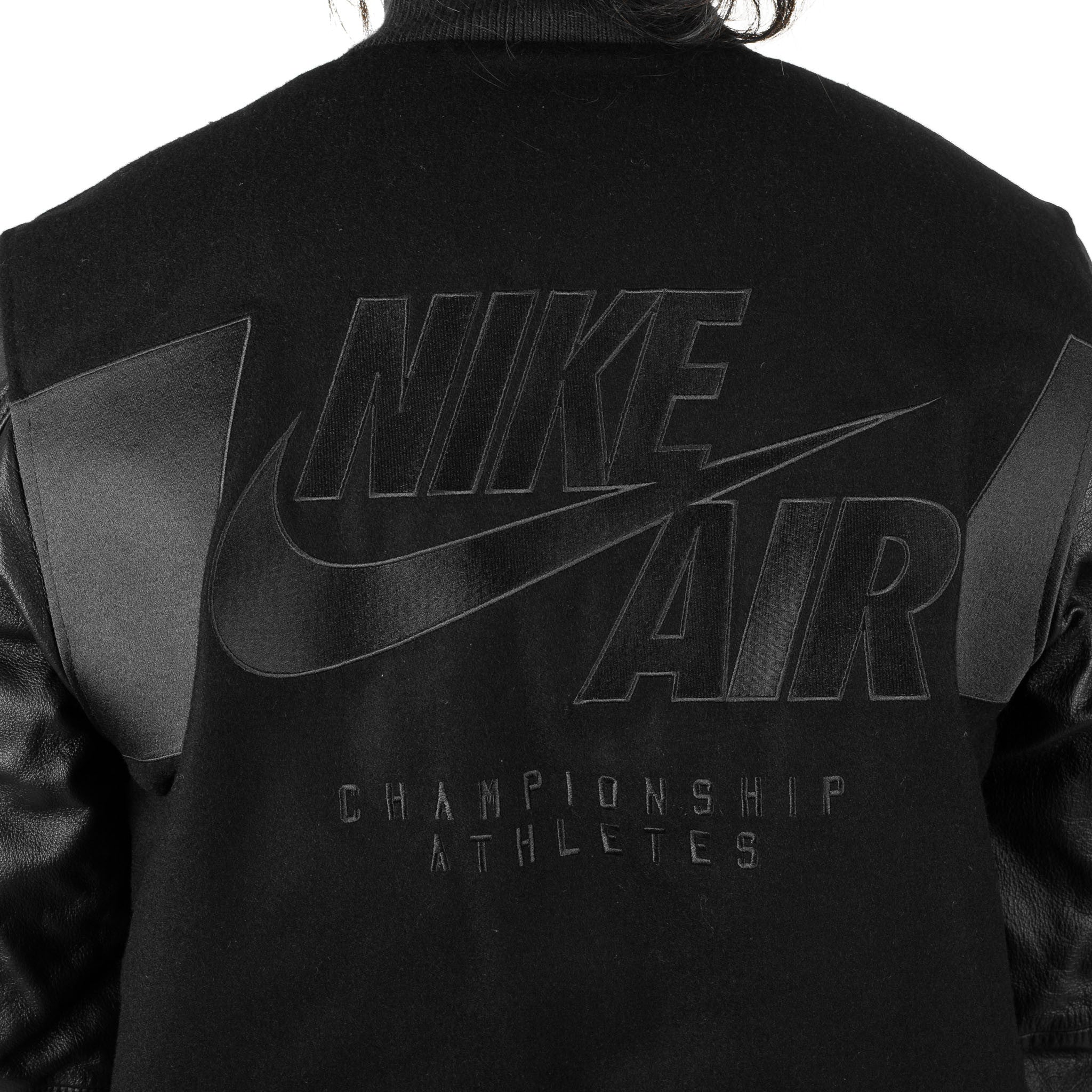 P Nike Destroyer Jacket 802644-010 Black