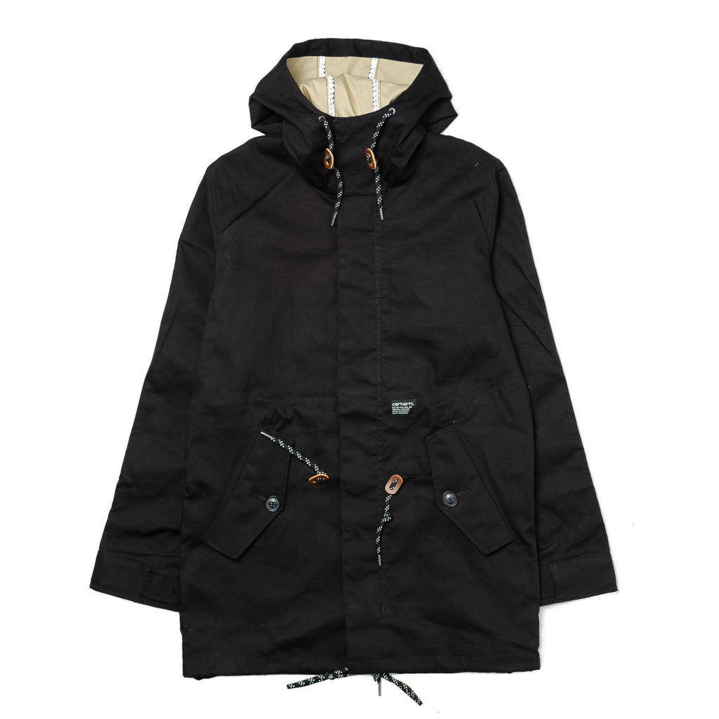 Carter Parka Black