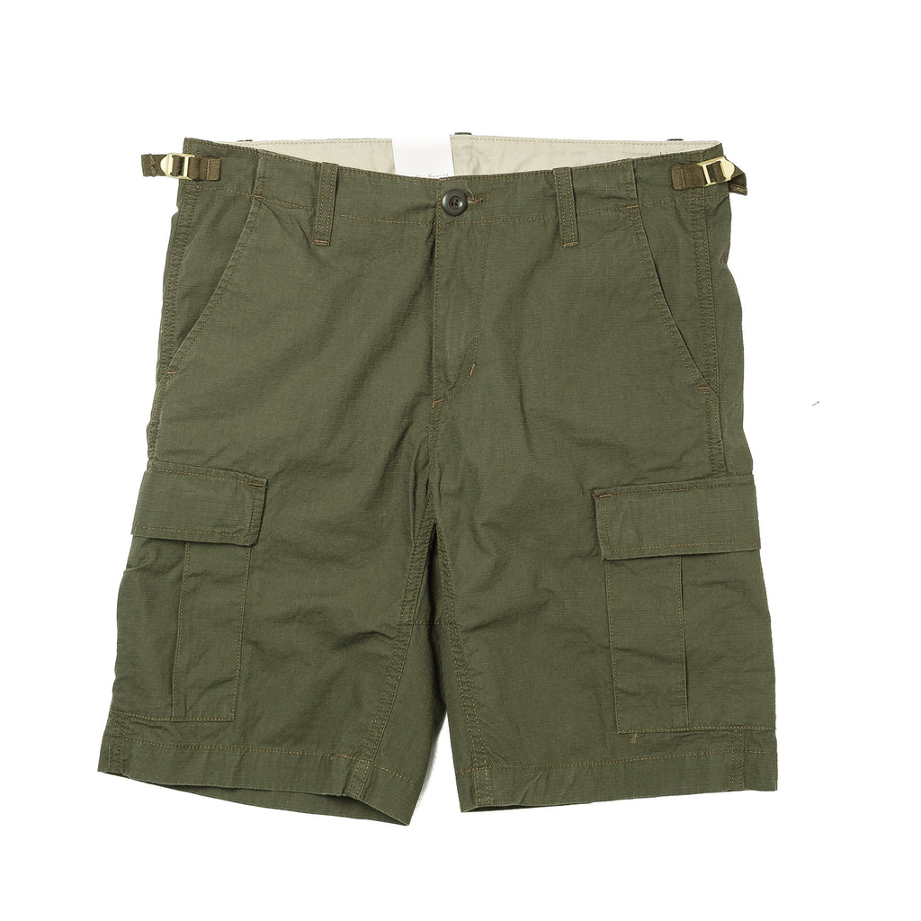 Aviation Short Cypress Rinsed Olive