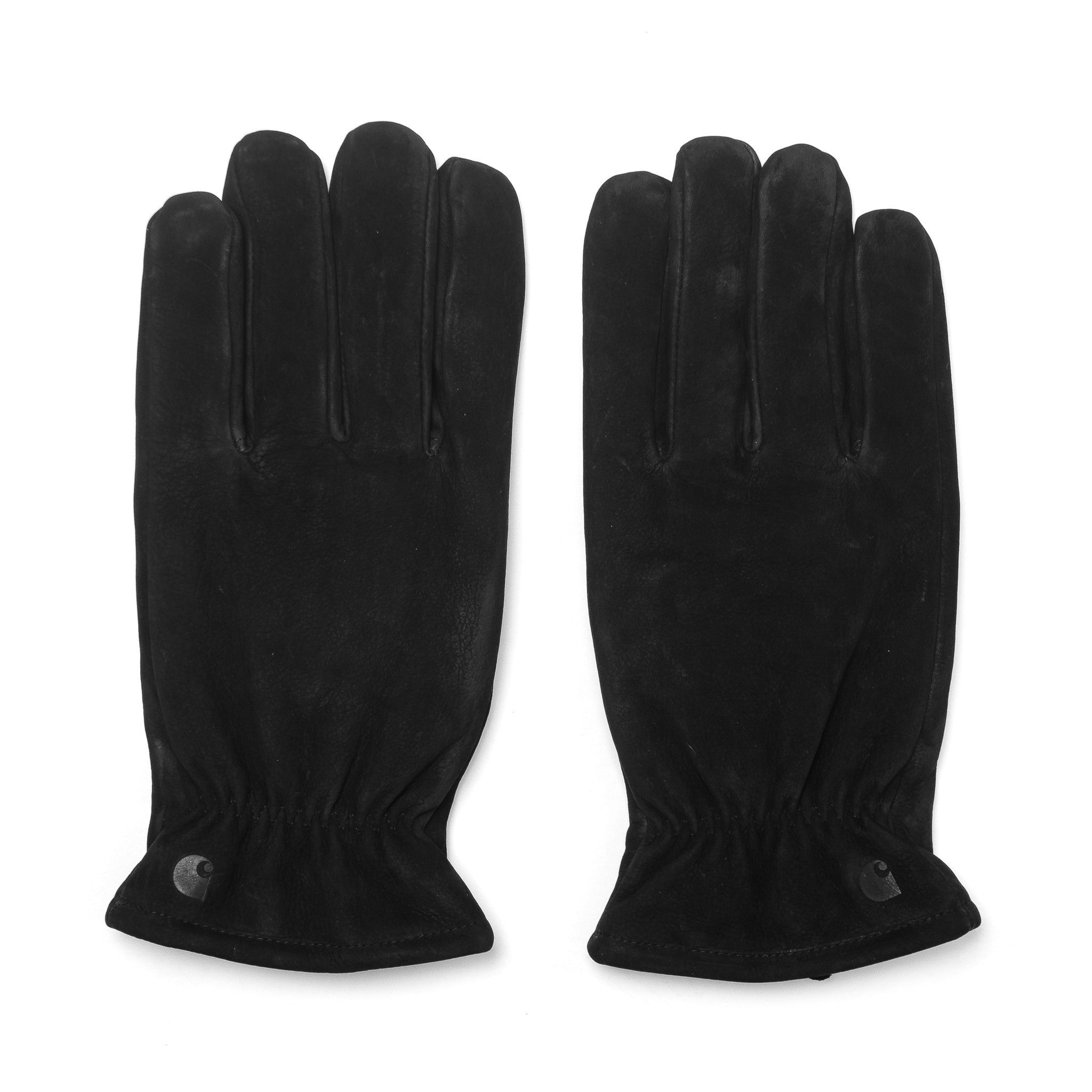 Vostok Gloves Cow Suede Black