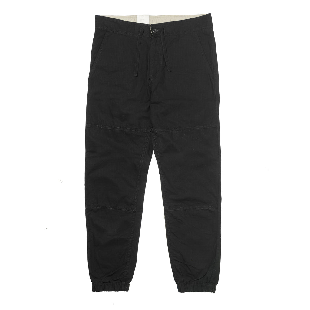 Marshall Jogger Black Rinsed