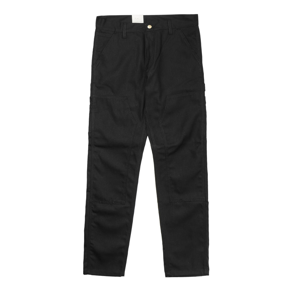Ruck Double Knee Pant Rigid Black