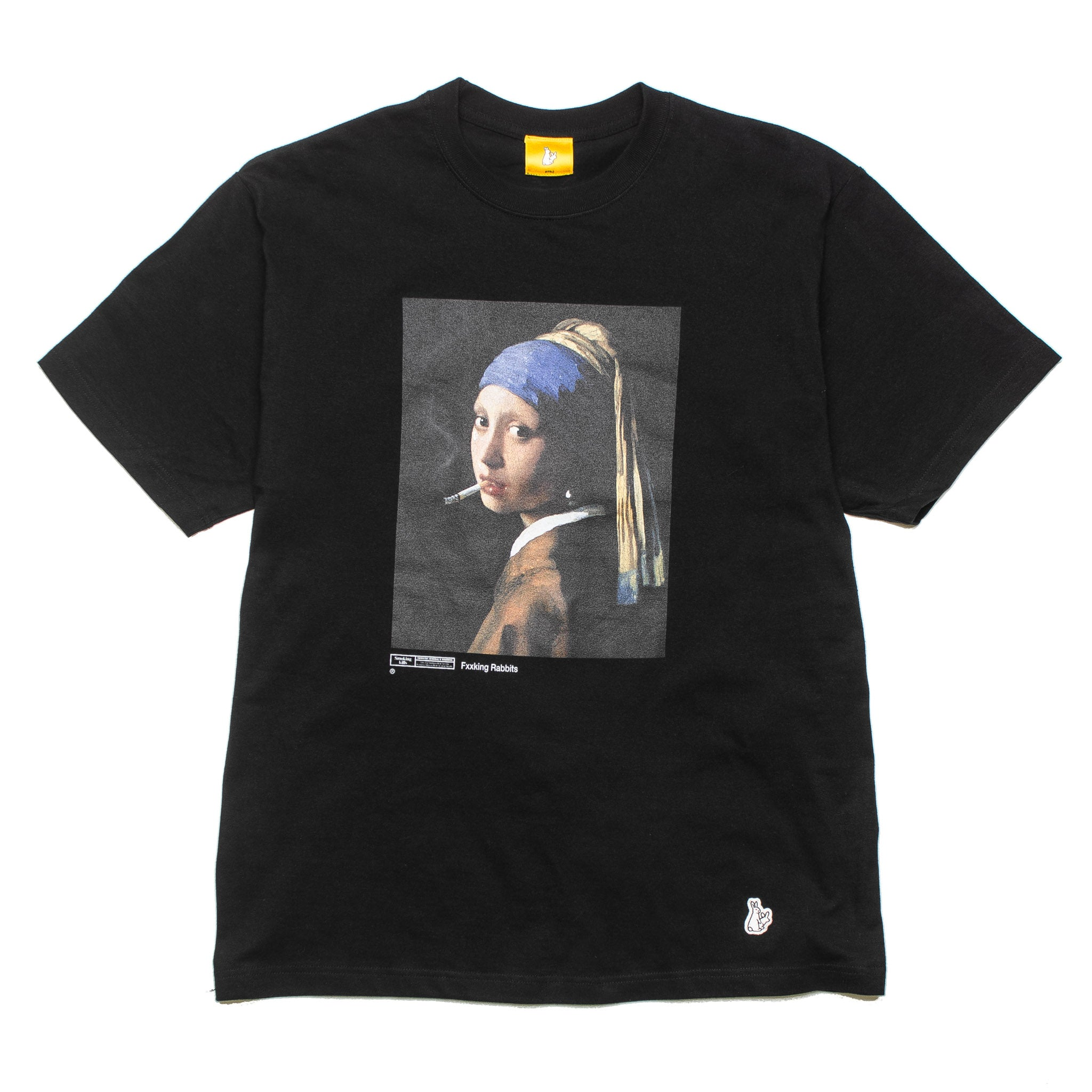 The Women Tee FRC393 Black