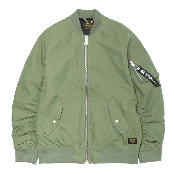 Adams Jacket Dollar Green