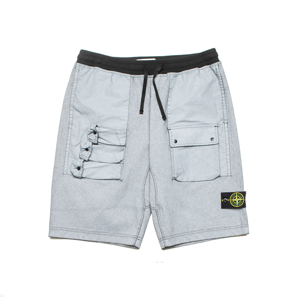 Dyed Treatment Shorts 701563665 V0029 Grey