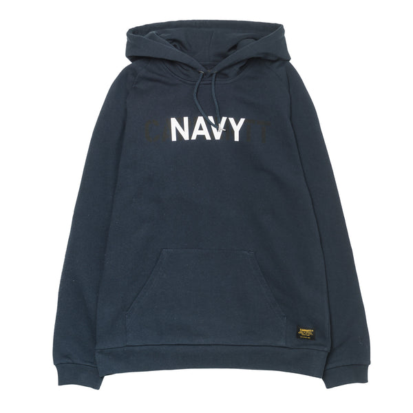 Hooded CA Training Sweat Navy