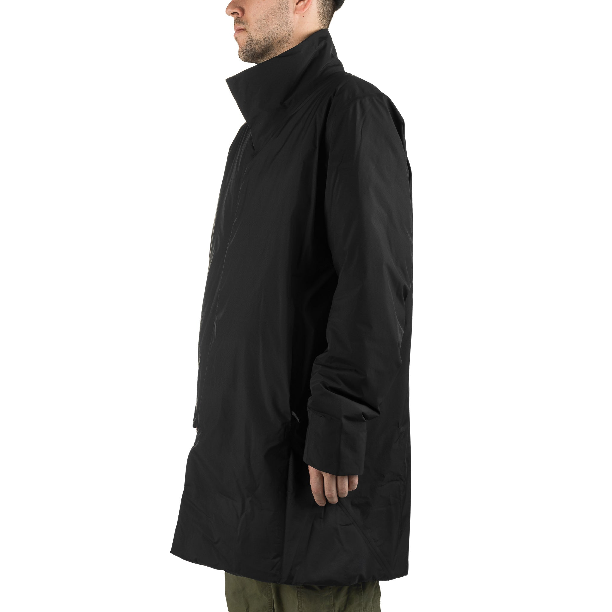 Euler IS Coat 24238 Black