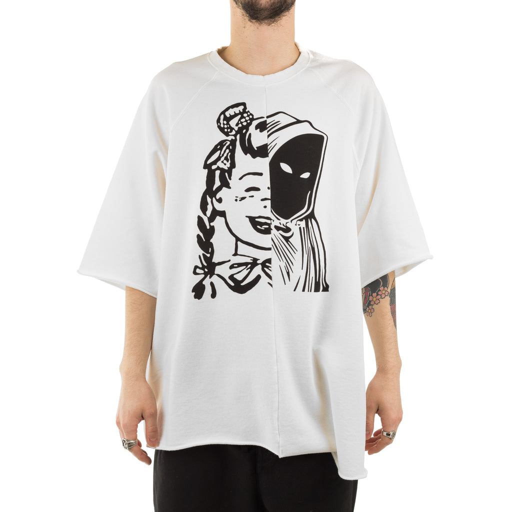 JohnUndercover Tee JUW4805-2 Off White