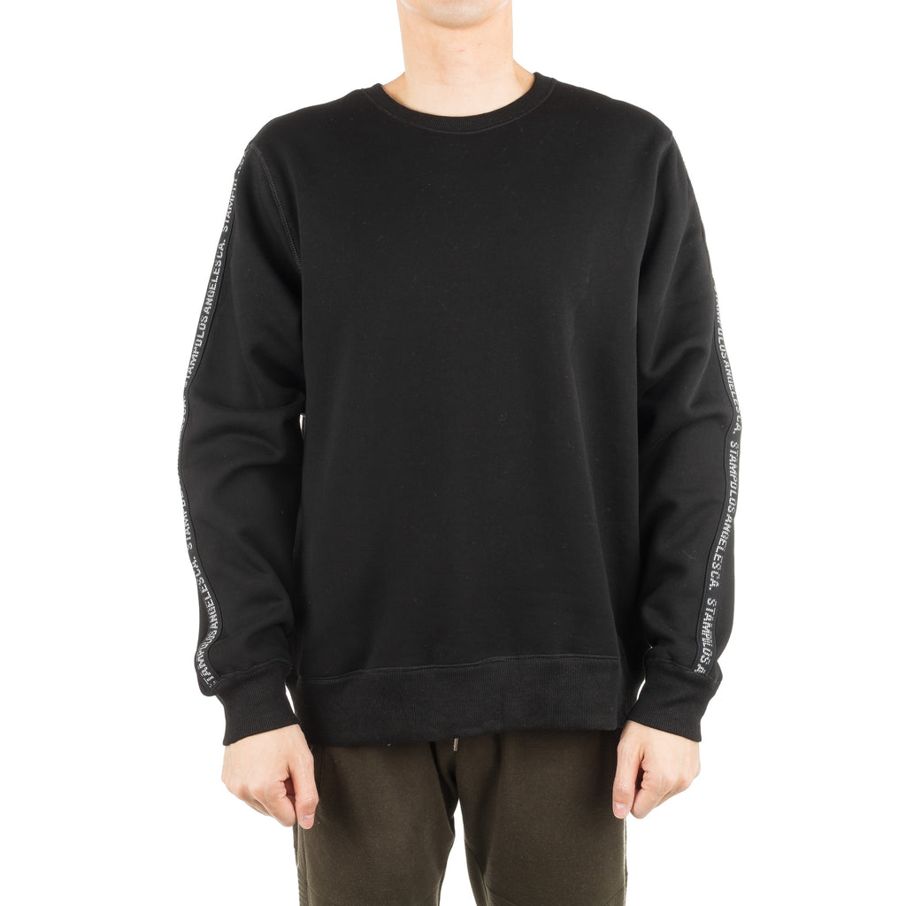 Operation Pullover Sweater Black