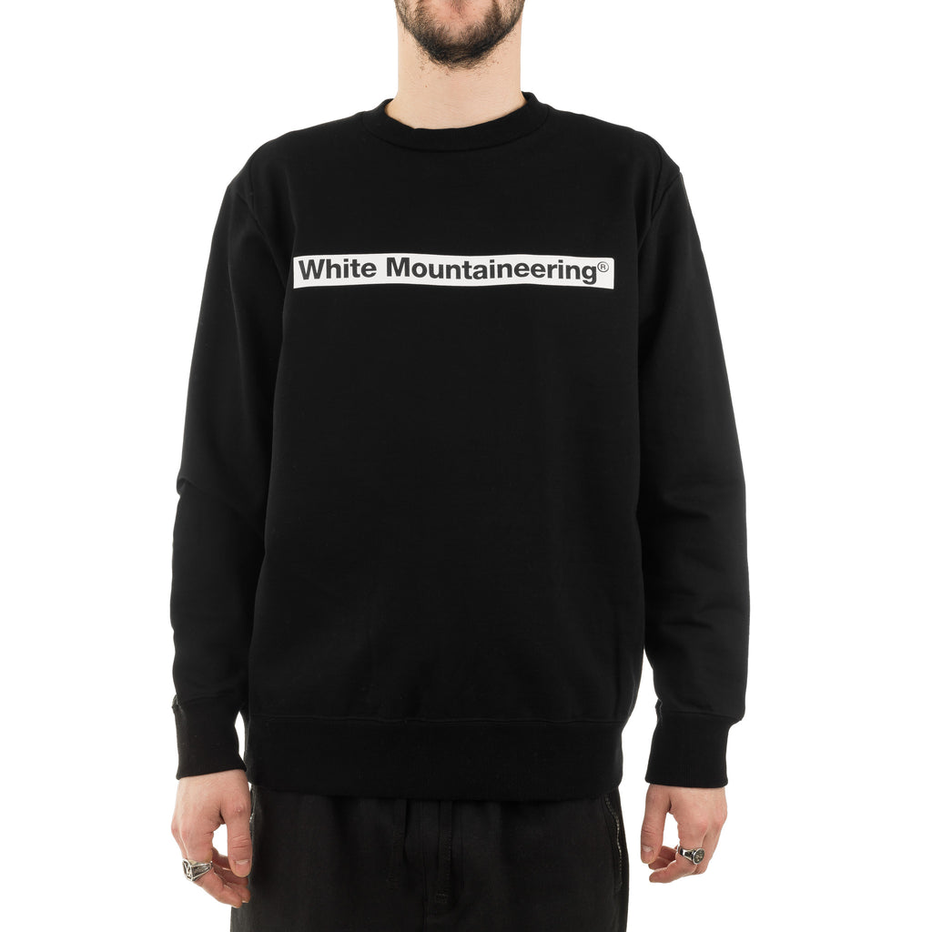 WM Logo Sweatshirt WM1971520 Black