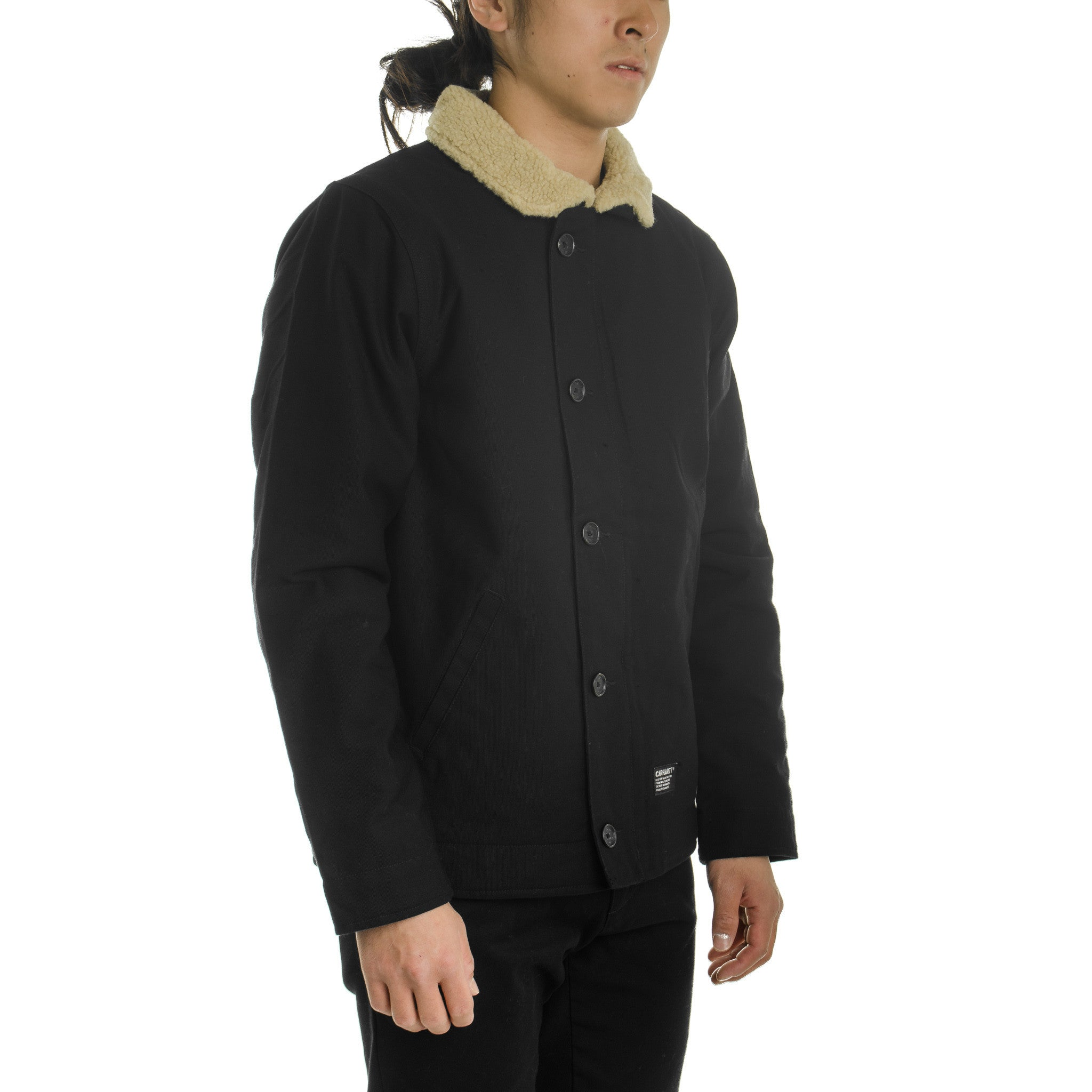 Sheffield Jacket Black