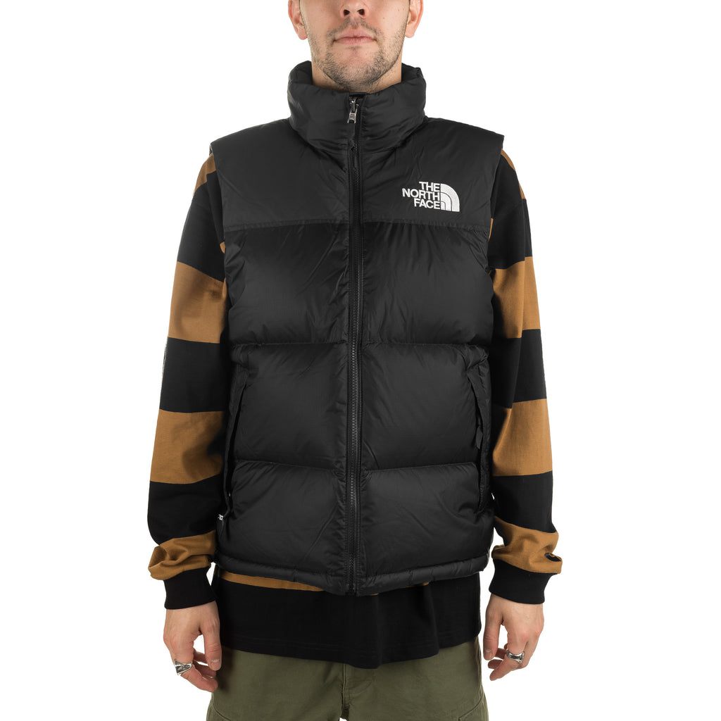 TNF 1996 Retro Nuptse Vest Black