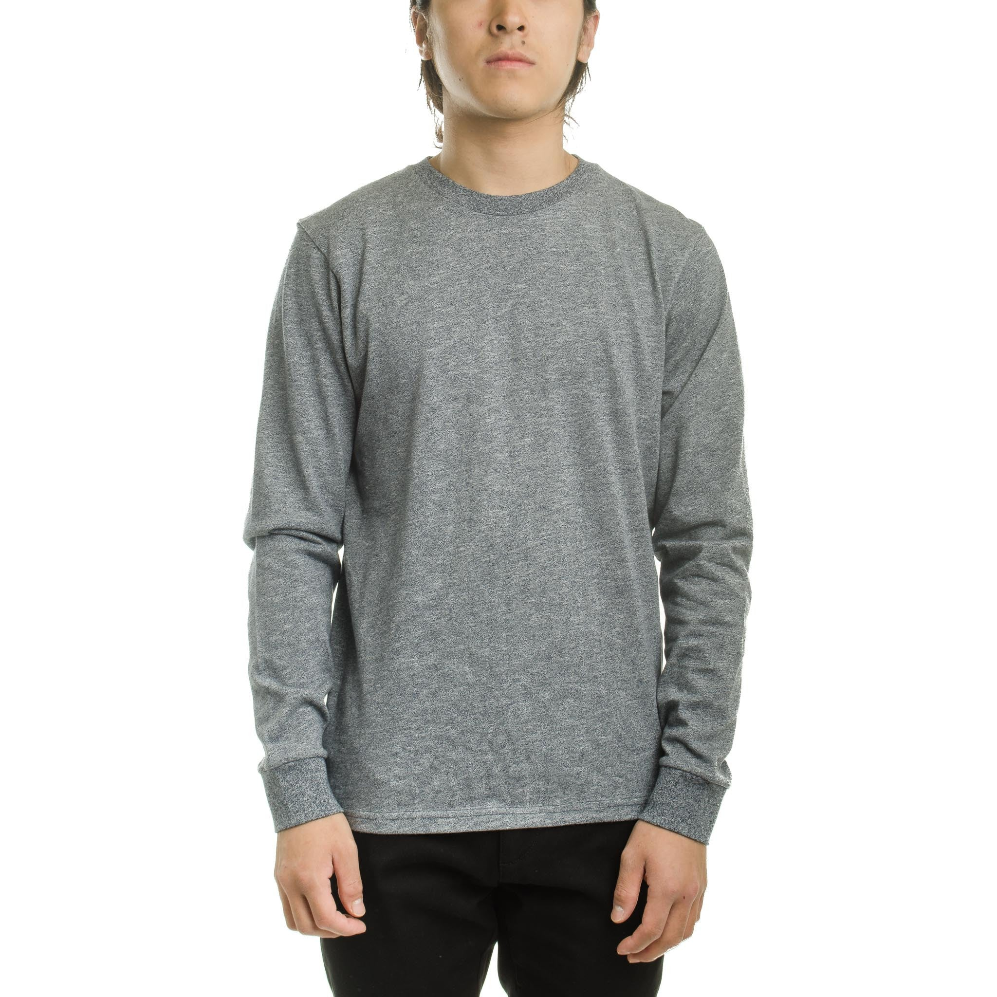 L/S Holbrook Tee Noise Heather