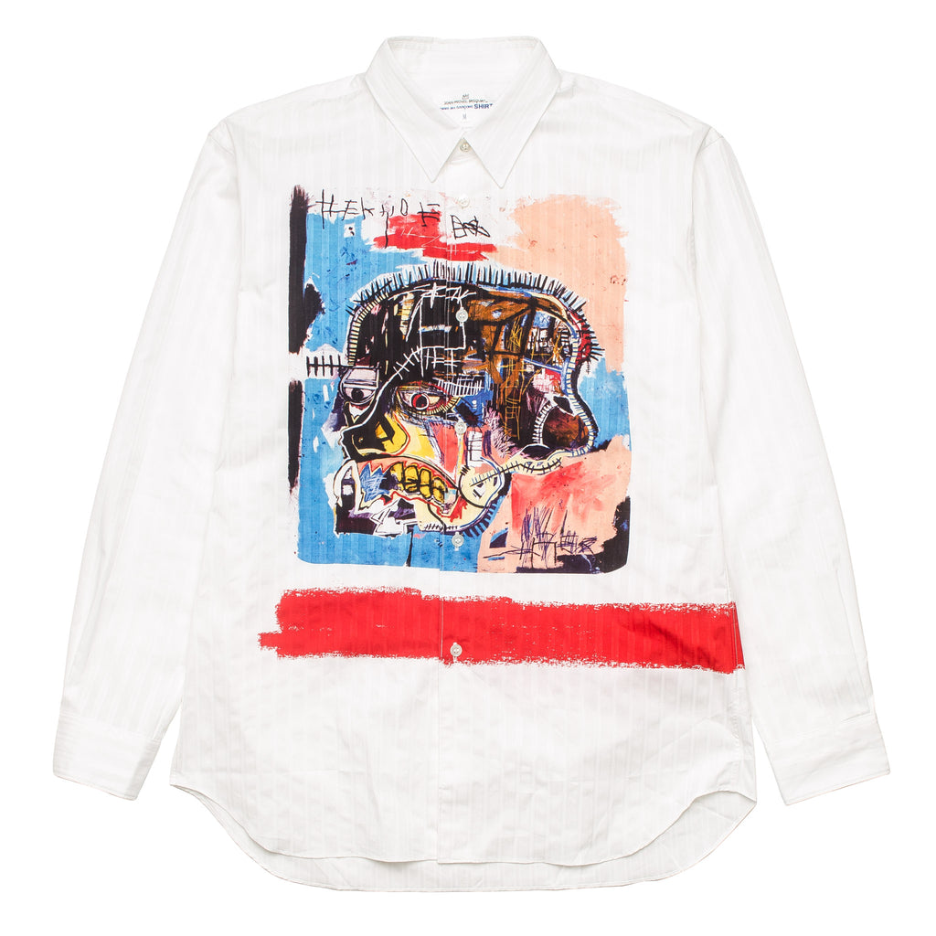 CDG Shirt x Basquiat Shirt 1 W26040