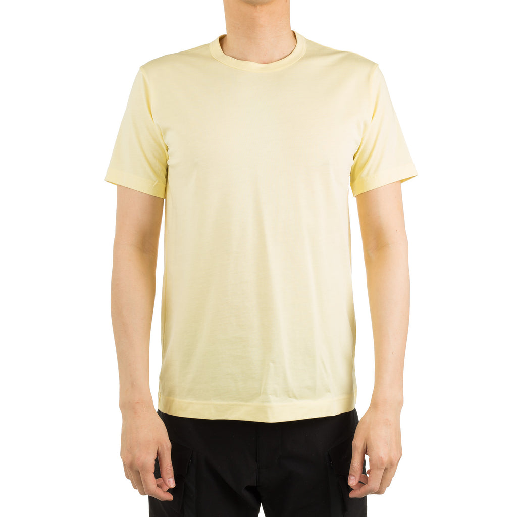 Short Sleeve Tee S27114 Yellow