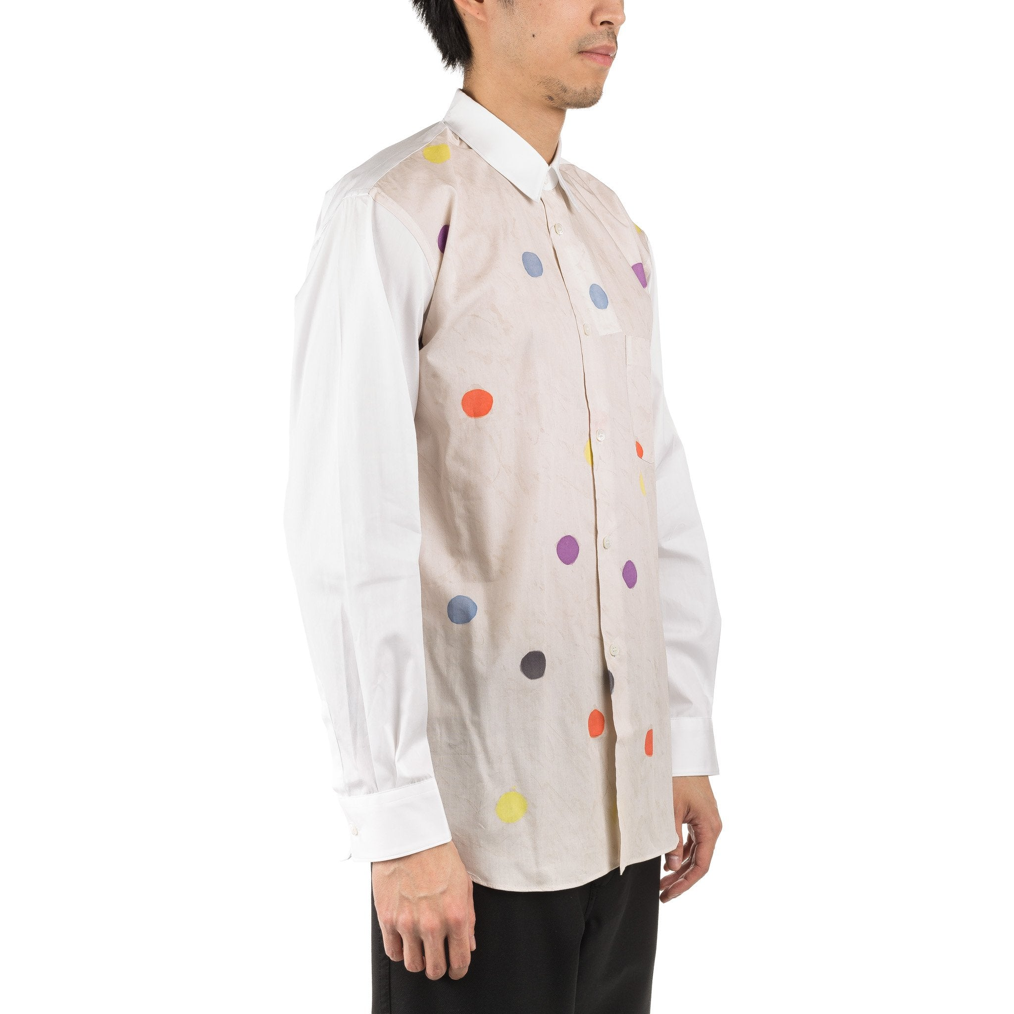 Polka-Dot Shirt S26047 Multi